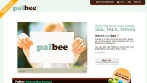Palbee homepage