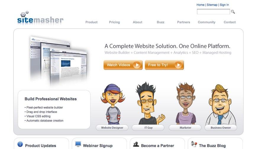 Sitemasher