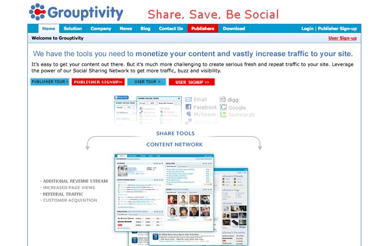 grouptivity-home-social-bookmarking-sharing-button-and-toolbar-share-via-email-social-networks-and-social-bookmarking-on-delicious-digg-facebook